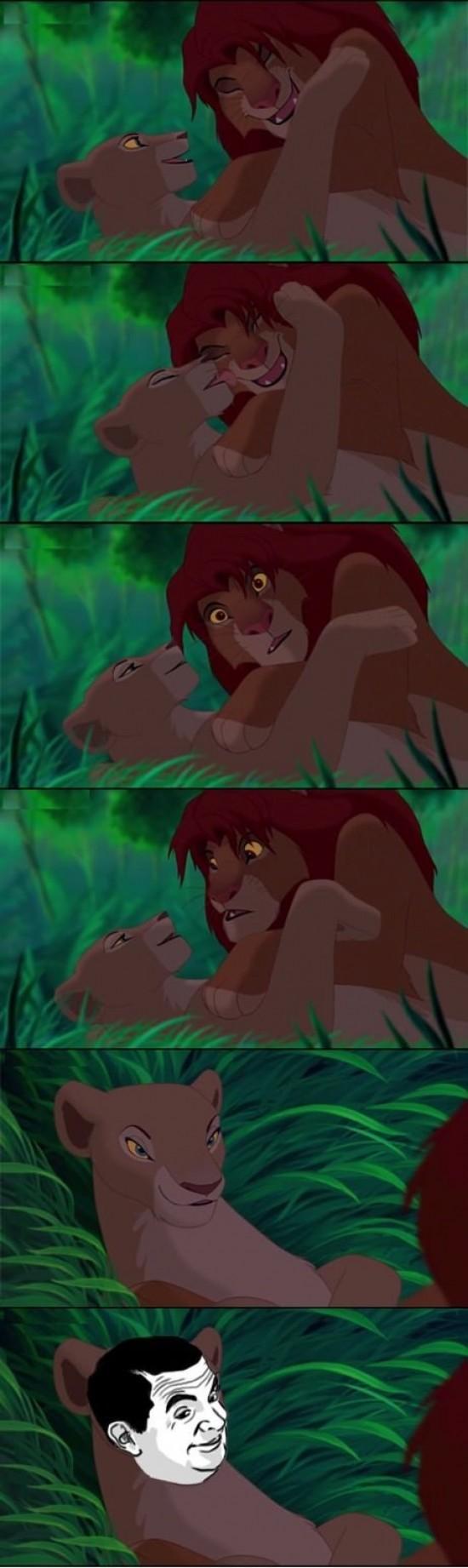 Otros - Simba está hecho un semental