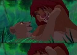 Enlace a Simba está hecho un semental