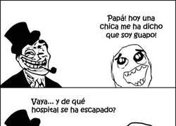 Enlace a ¿De qué hospital se ha escapado?
