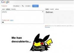 Enlace a La verdadera identidad de Pikachu