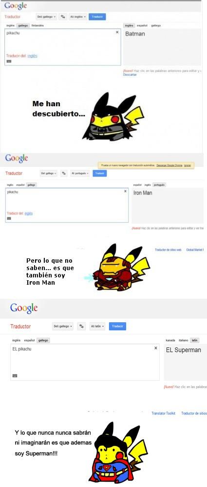 Otros - Porque Pikachu es el verdadero salvador de la tierra