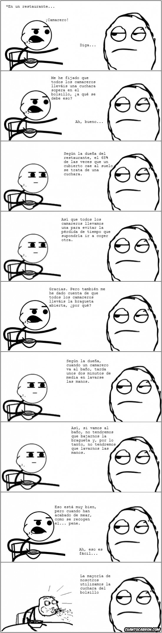Cereal_guy - La cuchara y la bragueta