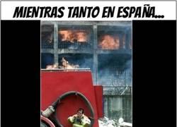 Enlace a Los bomberos españoles