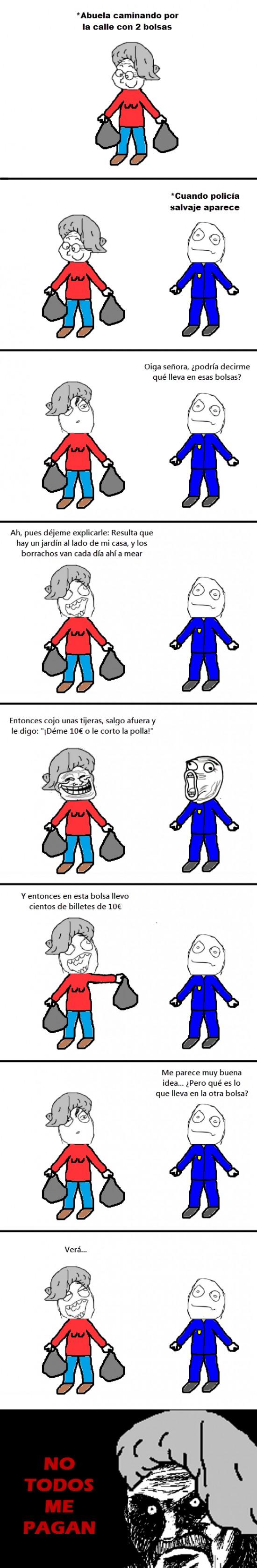 Mirada_fija - La incógnita de las 2 bolsas