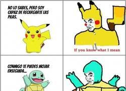 Enlace a Los Pokemon también van salidos