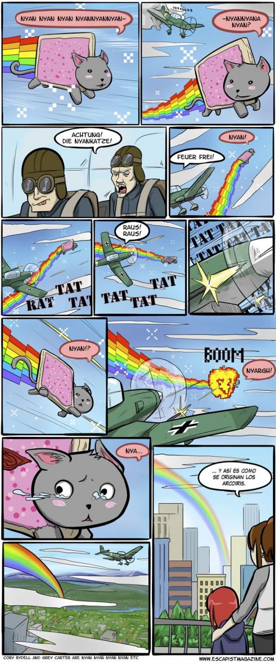 Otros - Y por eso existen los arco iris