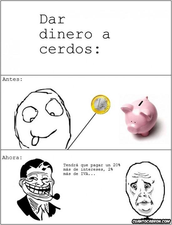banco,cerdos,dinero,político,robo
