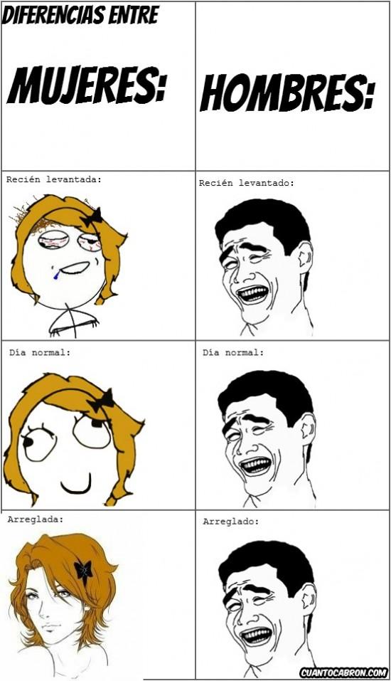 diferencias,hombres,mujeres
