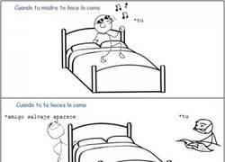 Enlace a Las tareas del hogar