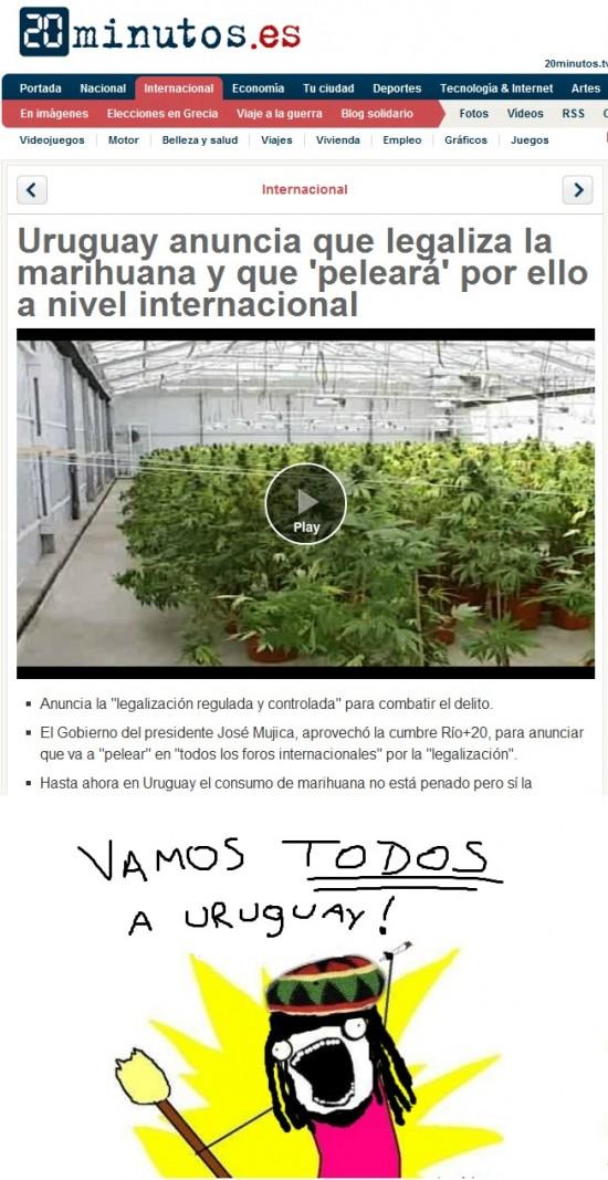 Otros - Uruguay marihuanera