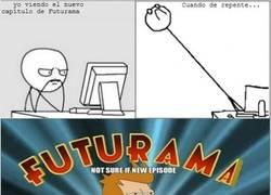 Enlace a Memes en Futurama