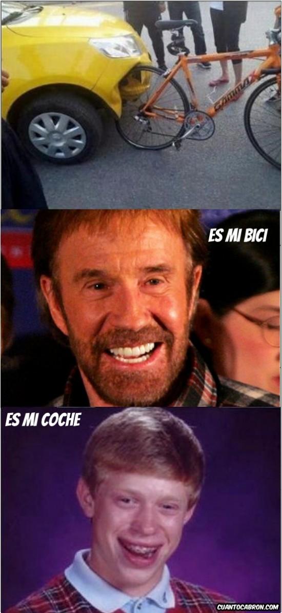 Otros - Chuck wins