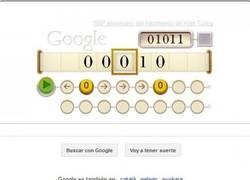 Enlace a Doodle de hoy, Google lo hace más complicado cada vez