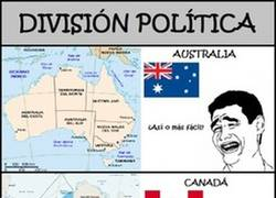 Enlace a Divisiones políticas