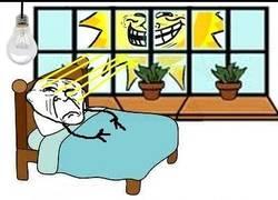 Enlace a Dormir de día, ¡y que vuelva la trollscience por dios!