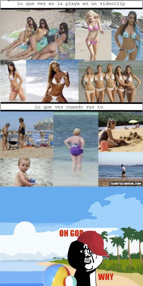 Oh_god_why - Vistas en la playa