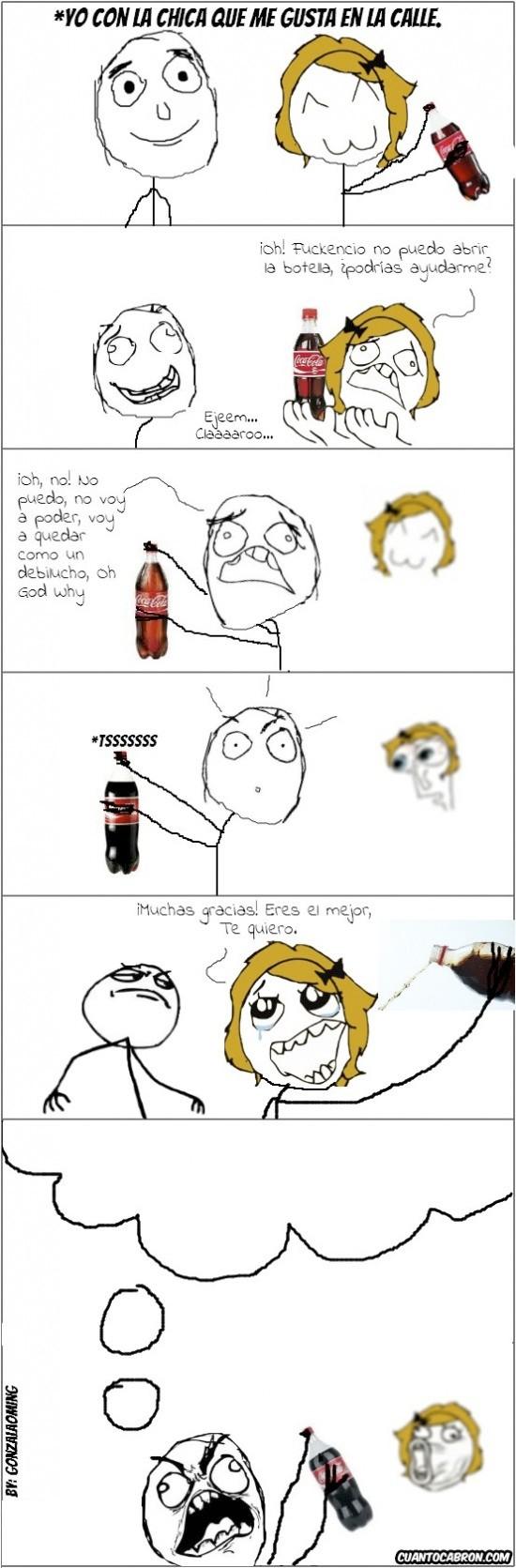 Ffffuuuuuuuuuu - Fuckencio V.S. Coca Cola