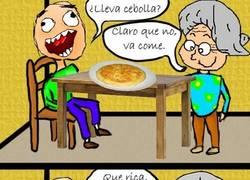 Enlace a Entrañables abuelas