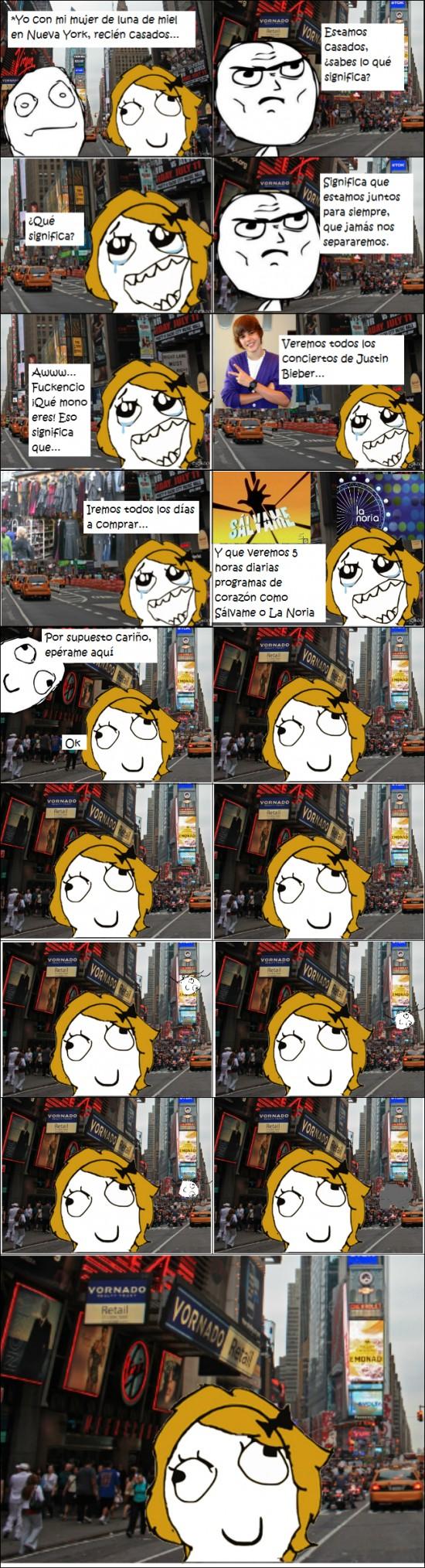 Retarded - New York, la ciudad de los sueños