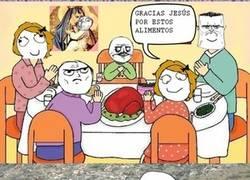 Enlace a Gracias a Dios por los alimentos