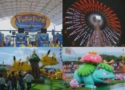 Enlace a Pokepark, un paraíso