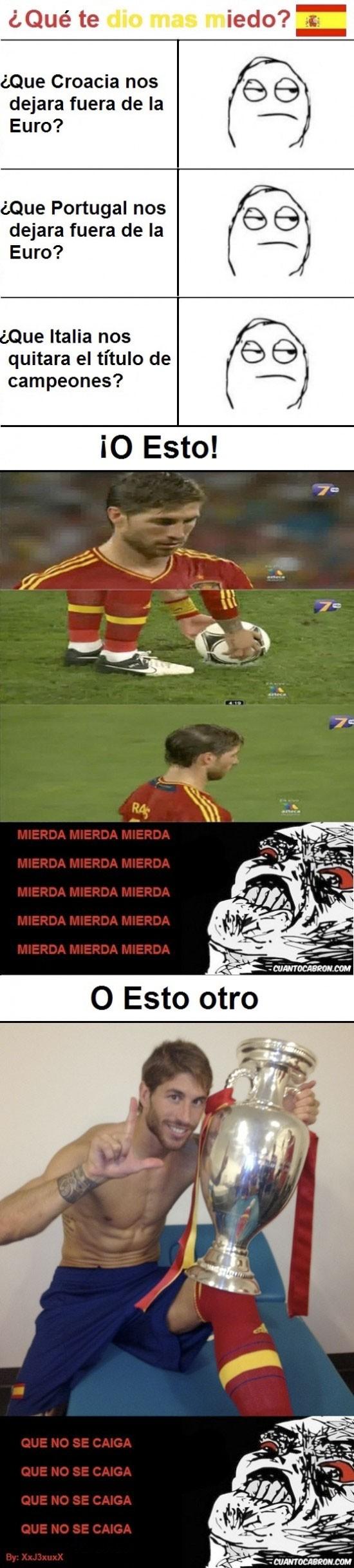 eurocopa,penalti,Sergio Ramos,trofeo