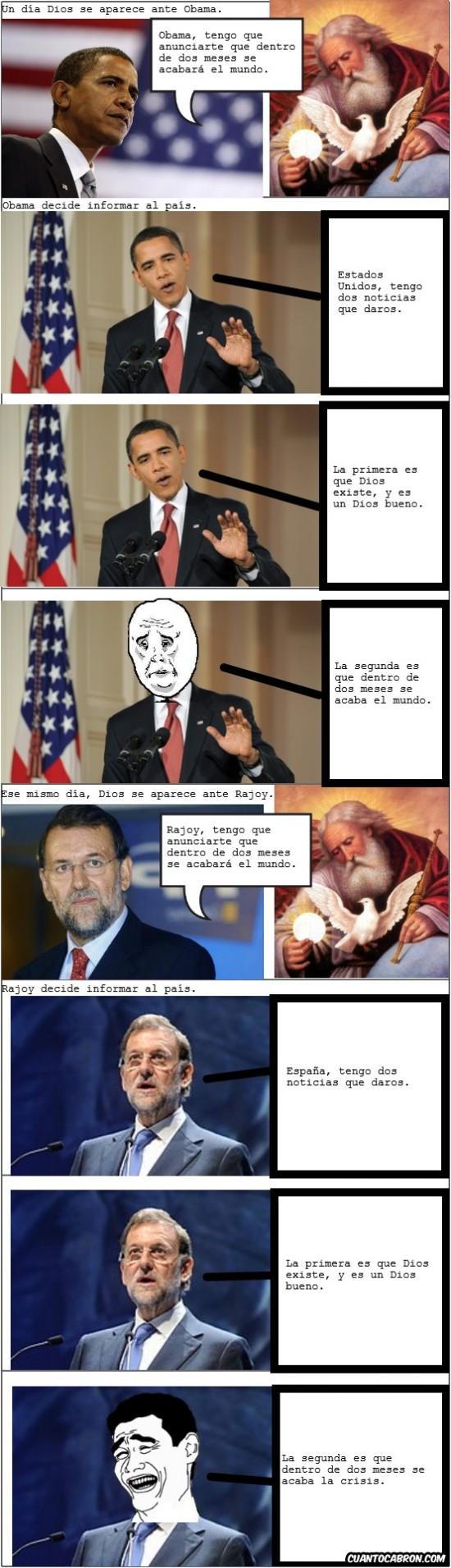crisis,españa,estados unidos,fin del mundo,obama,rajoy