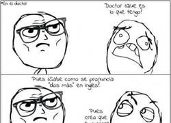 Enlace a Al doctor le gusta el humor negro