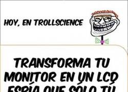 Enlace a Pantalla troll