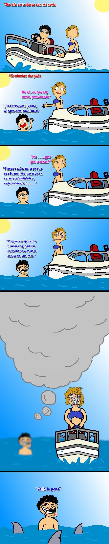 Trollface - Un paseo marítimo
