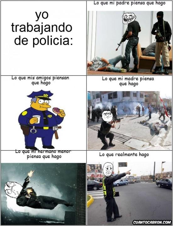 formas de ser policia,policia,yo como policia