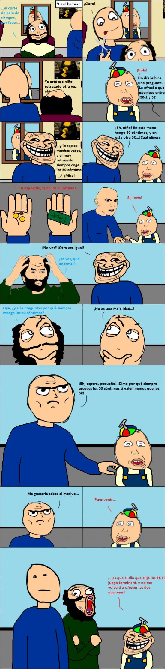 Trollface - De retrasado a troll