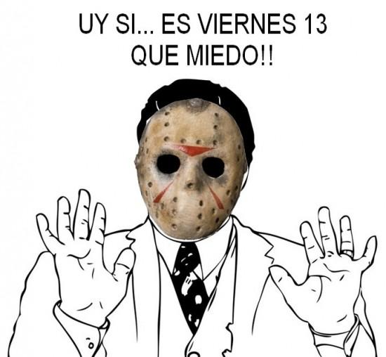 Watch_out - Los viernes 13 ya no dan miedo a nadie