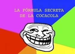 Enlace a La fórmula de la Cocacola