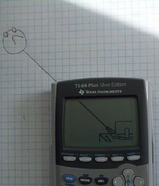 cabeza,calculadora,computer guy,dibujo,fuera