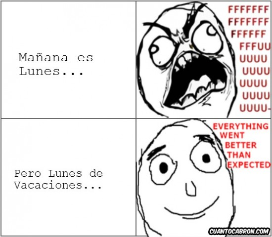Better_than_expected - Lunes de vacaciones