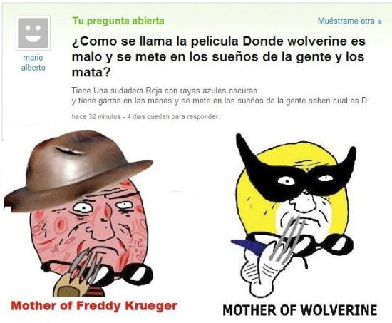 Mother_of_god - Wolverine en la calle Infierno