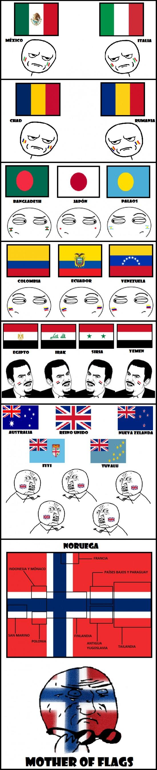 Mother_of_god - Banderas similares