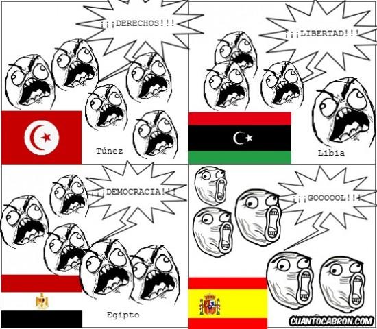 egipto,españa,futbol,gol,libia,países,prioridades,tunez