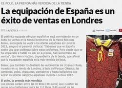 Enlace a El colmo de la nueva equipación de España