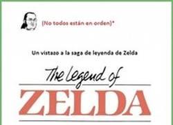 Enlace a La Leyenda de Zelda