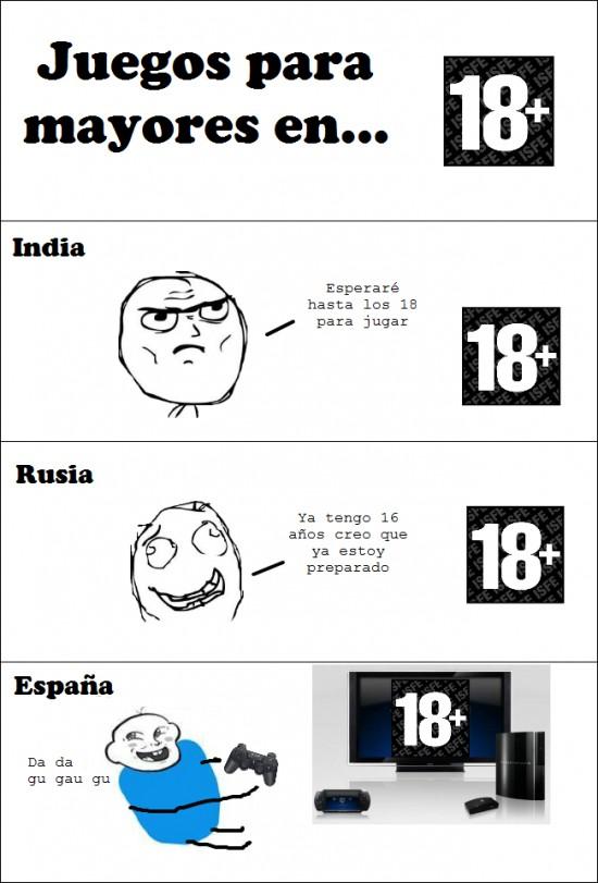 Otros - Juegos +18