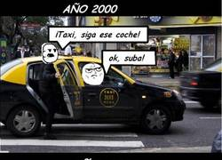 Enlace a ¡Taxi, siga ese coche!
