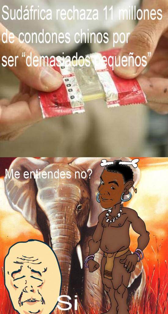 Okay - Los condones chinos