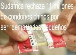 Enlace a Los condones chinos