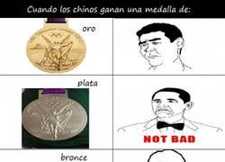 Enlace a Medallas