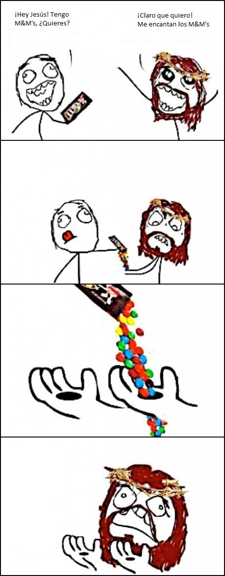 caramelos,chocolatinas,Jesús,mms