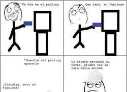 Enlace a En el parking