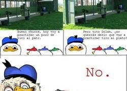 Enlace a Dolan sale con sus sobrinos