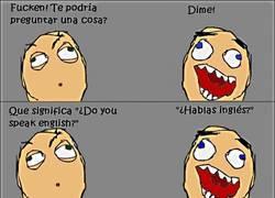 Enlace a ¿Hablas inglés?